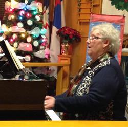 St. Matthews Organist