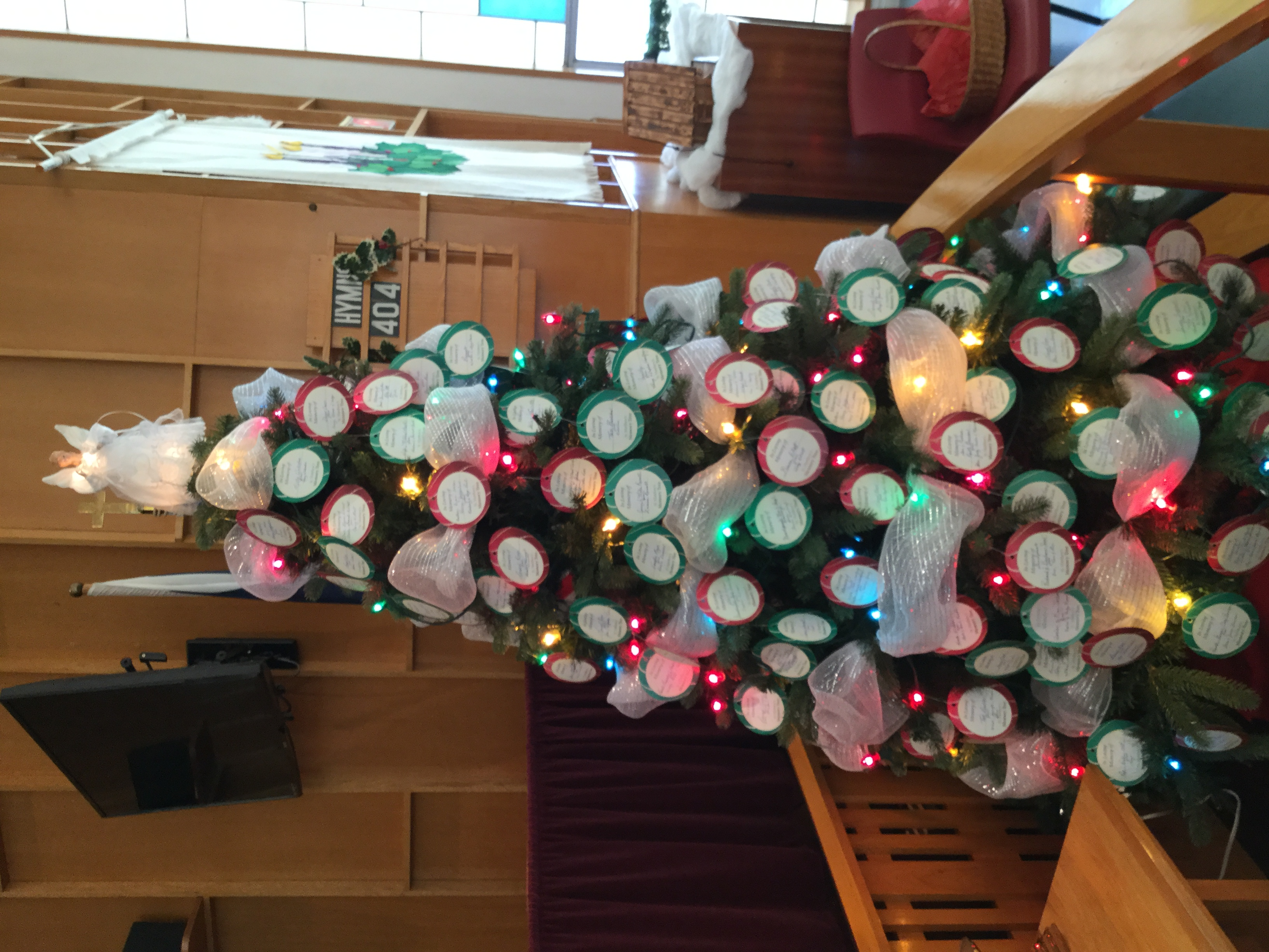 St. Matthew's Memory Tree