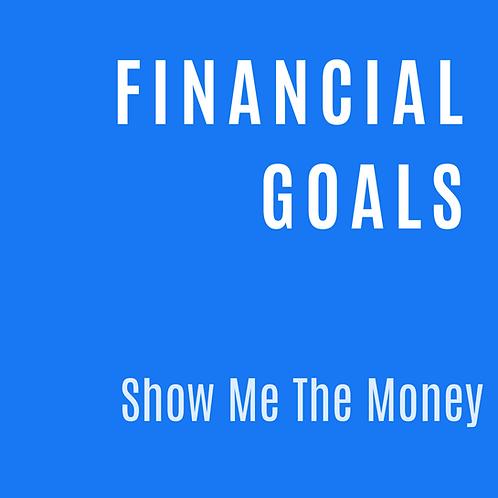 FINANCIAL GOALS PLANNER