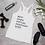 Thumbnail: Best Darn Virtual Assistant Women's Racerback Tank- #VirtualAssistant