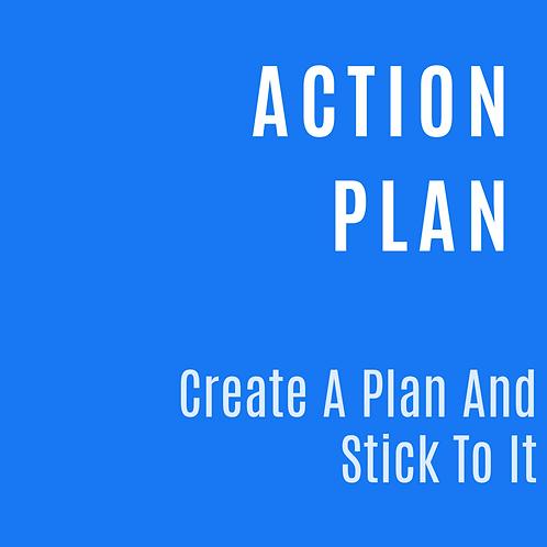 ACTION PLAN PLANNER