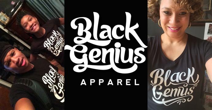 BLACK GENIUS APPAREL