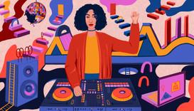 Turning the Tables Women DJs Take on the Techno Boys' Club