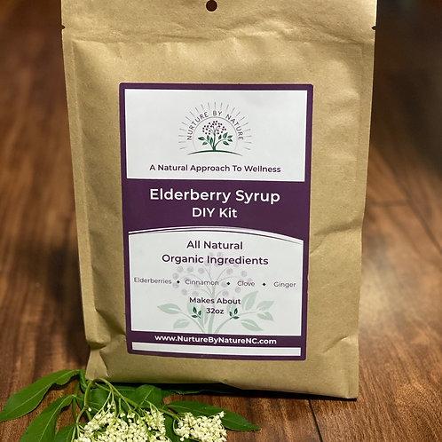 DIY Kit- Elderberry Syrup