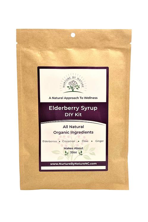 Elderberry Syrup- DIY Kit