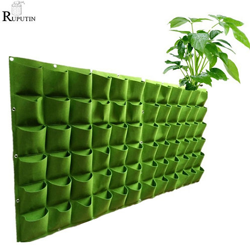 Vertical Garden Wall Hanging Planter Growing Bags