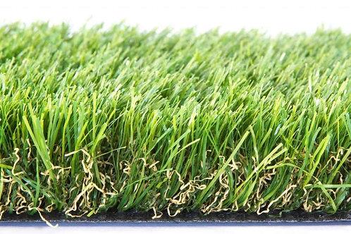 """""""Lush"""" 35mm pile luxury fake grass."""