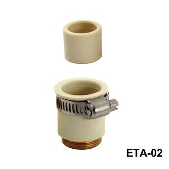 Accesorio codo filtro de agua/ Accesorio codo(Adaptador externo)