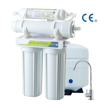 4 Stages RO System / RO Water Purifier Without Pump