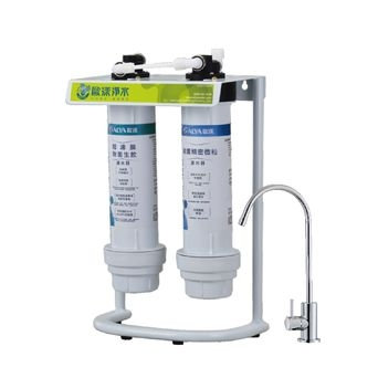 Water Filtration With Quick Change Filter