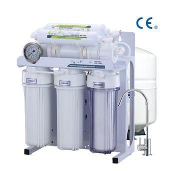 Ósmosis inversa de 6 etapas/ Filtro De Agua de ósmosis Inversa con bomba de refu
