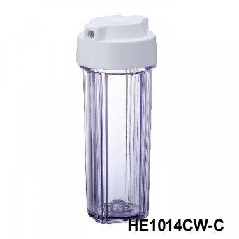 HE - Water Filter Housing / Ro Housing(Flat Cap)