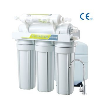 5 Stages RO System / RO Water Filter Without Booster Pump