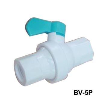Válvula de bola para agua/ Válvula de bola para filtro(Plastic Flushing)