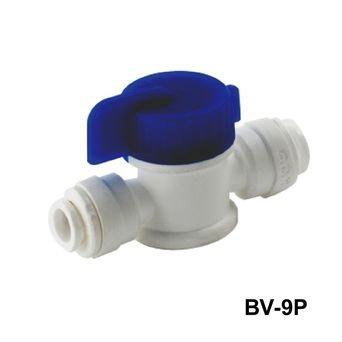 Water Ball Valve / Filter Ball Valve(EZ Plastic Straight)