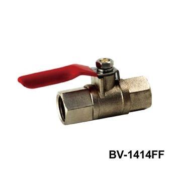 Water Ball Valve / Filter Ball Valve(Brass Straight)
