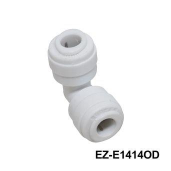Accesorio codo filtro de agua/ Accesorio codo(Codo de union Plástico EZ)