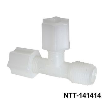 Filter Elbow Fitting / RO Elbow Fitting(Plastic Male Run R)