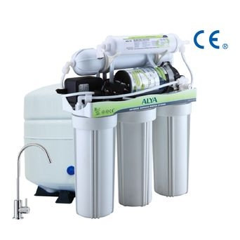 5 Stages RO System / RO Water Filter with Booster Pump