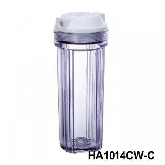 HA - Water Filter Housing / Ro Housing(Flat Cap)