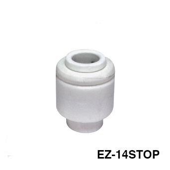 Accesorio codo filtro de agua/ Accesorio codo RO(Stop End)