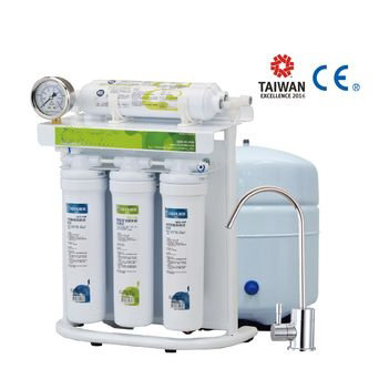 6 Stages RO System / RO Water Purifier With Booster Pump