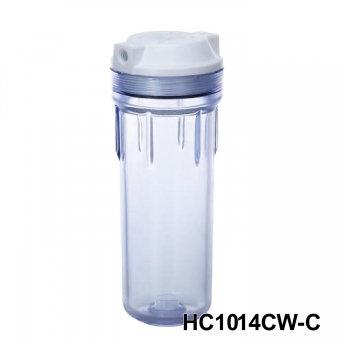 HC - Cascara para Filtro de agua / cascara de Ro(tapa plana)