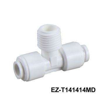 Filter Elbow Fitting / RO Elbow Fitting(Male Branch Tees)