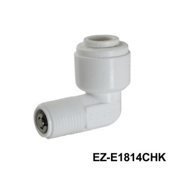 Filter Elbow Fitting / RO Elbow Fitting(Check Valve)