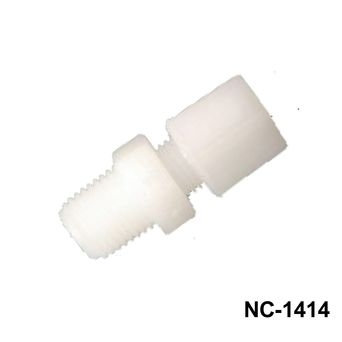Filter Elbow Fitting / RO Elbow Fitting(Nylon Male Connectors)