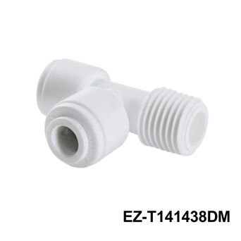 Filter Elbow Fitting / RO Elbow Fitting(Male Run Tees)