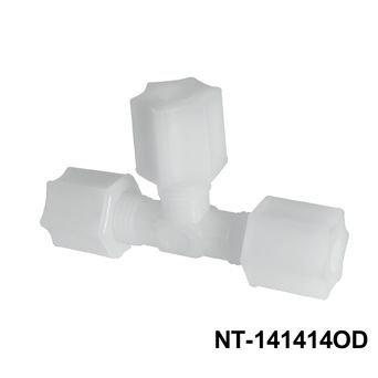 Accesorio codo filtro de agua/ Accesorio codo (Tee Unión de nailon)