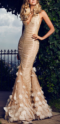 Jun Escario - Nancy Epic Gown