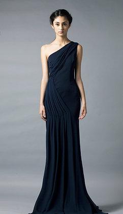 Datari Austin London Navy Blue Isabella Gown