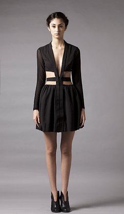 Datari Austin London Black Cocktail Dress