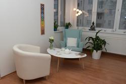 Koučovací místnost