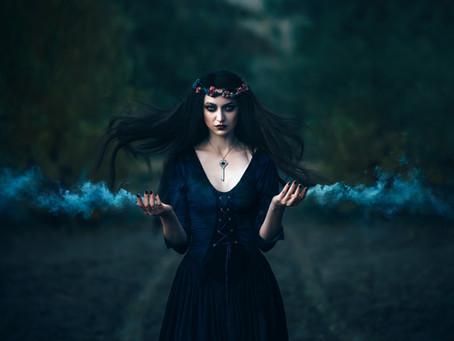 Vaše vnitřní čarodějnice je vzhůru