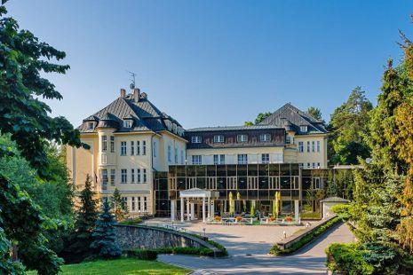 Lázeňský dům Moravan - místo konání Transformačního a Harmonizačního víkendu
