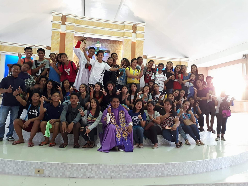 Photo Credit: Santa Maria Josefa Parish