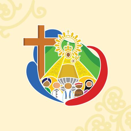 Peñafrancia 2020 Official Logo