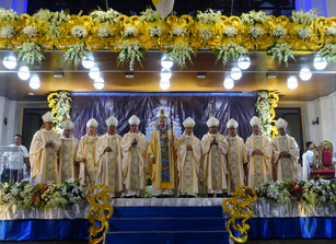 Bicol Bishops join devotees amidst COVID19