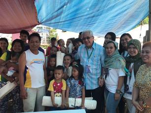 Archbishop Tria Tirona Visits Marawi