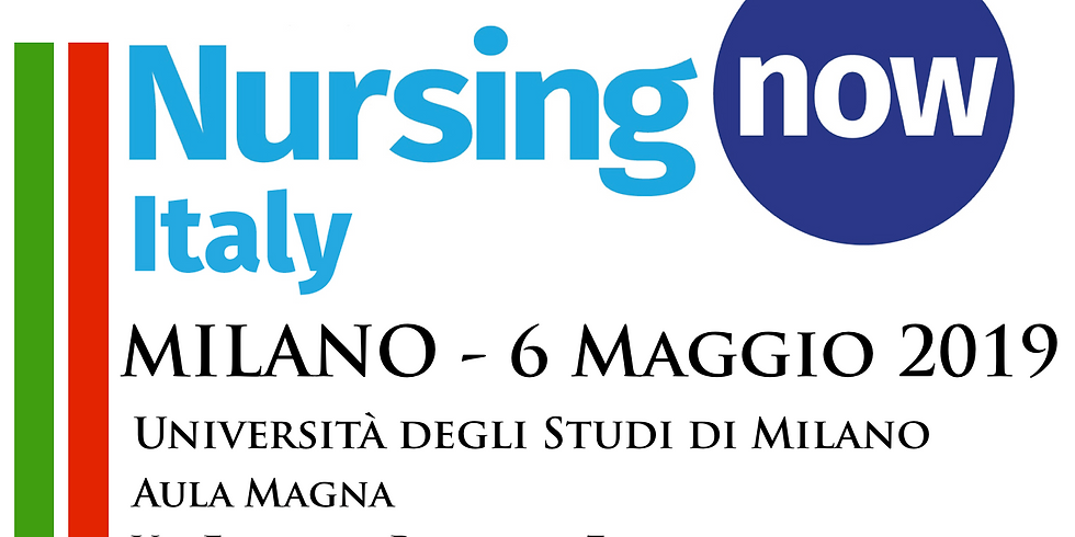 Nursing Now Italy - 6 Maggio 2019  Milano  (1)