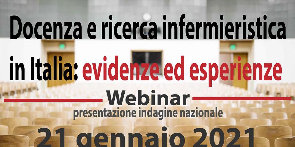 Docenza e ricerca infermieristica in Italia