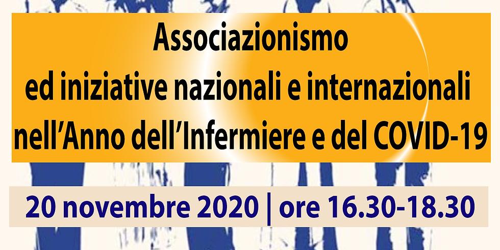 CNAI - Associazionismo e iniziative nazionali ed internazionali nell'Anno dell'infermiere e del COVID-19