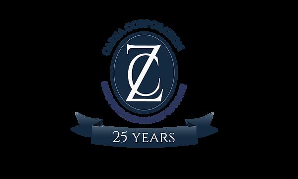 Carza Corp - Logo 25 years