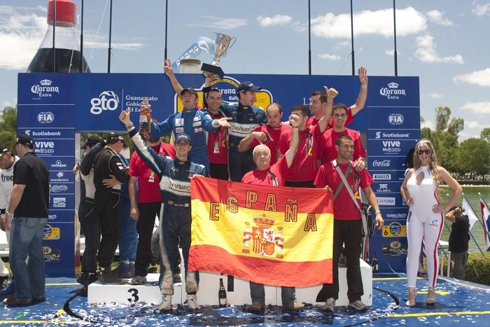 Ganador: Equipo España
