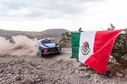 Tercera fecha del WRC