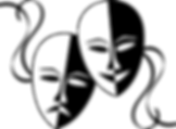 theatre-masks-clip-art-at-clker-com-vect