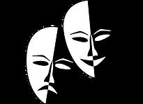 theatre-masks-clip-art-at-clker-com-vect